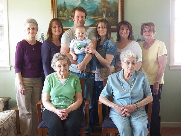 40 οικογενειακές φωτογραφίες που θα αγγίξουν την καρδιά σας - Εικόνα35