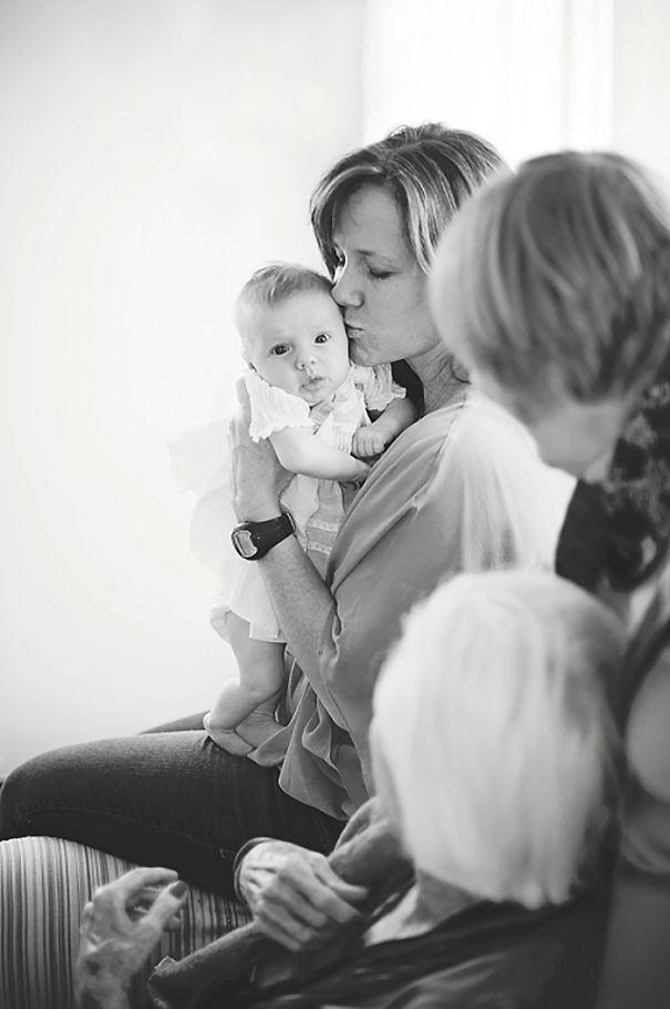 40 οικογενειακές φωτογραφίες που θα αγγίξουν την καρδιά σας - Εικόνα37