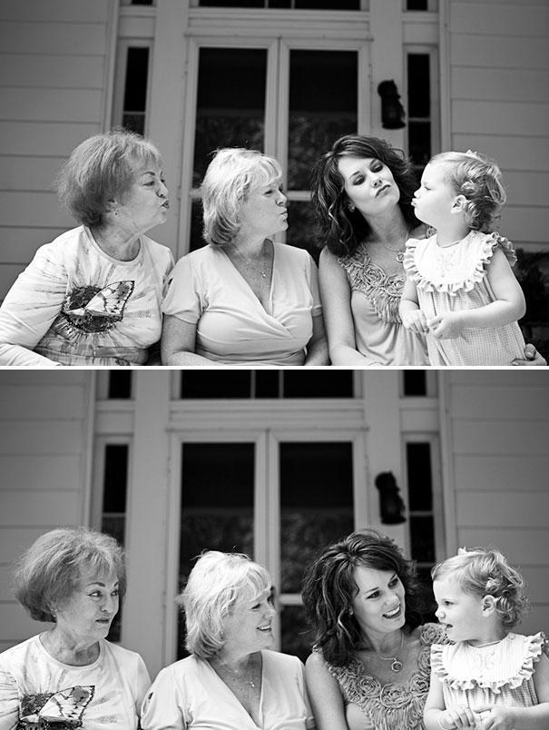 40 οικογενειακές φωτογραφίες που θα αγγίξουν την καρδιά σας - Εικόνα38