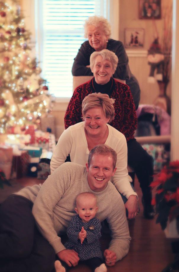 40 οικογενειακές φωτογραφίες που θα αγγίξουν την καρδιά σας - Εικόνα5