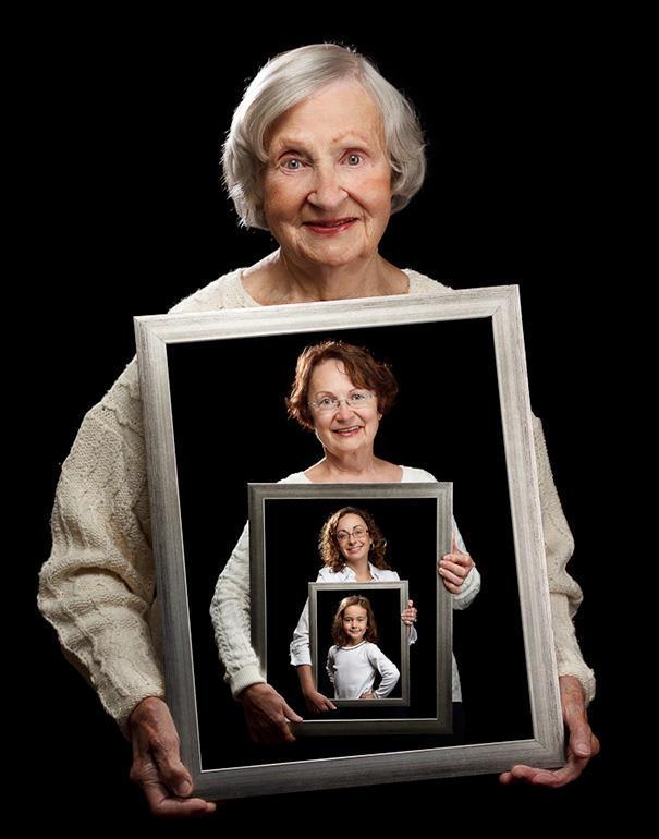40 οικογενειακές φωτογραφίες που θα αγγίξουν την καρδιά σας - Εικόνα8