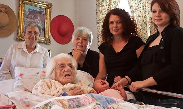 40 οικογενειακές φωτογραφίες που θα αγγίξουν την καρδιά σας - Εικόνα9