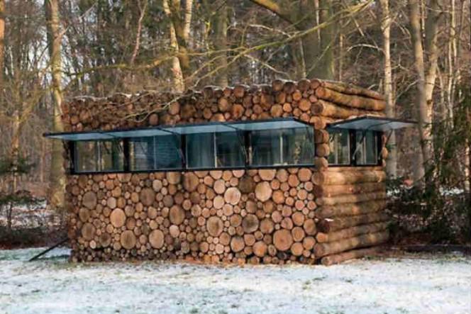 2 -log-cabin