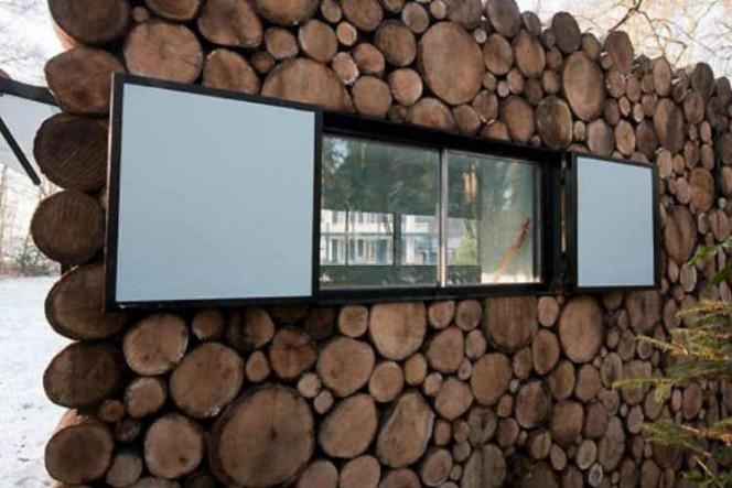 3 -log-cabin