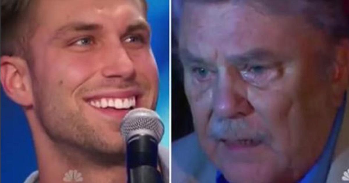 Τα ναρκωτικά και το αλκοόλ τον απομάκρυναν από την οικογένεια του, μόλις όμως αρχίζει να τραγουδάει ο πατέρας του ξεσπάει σε δάκρυα