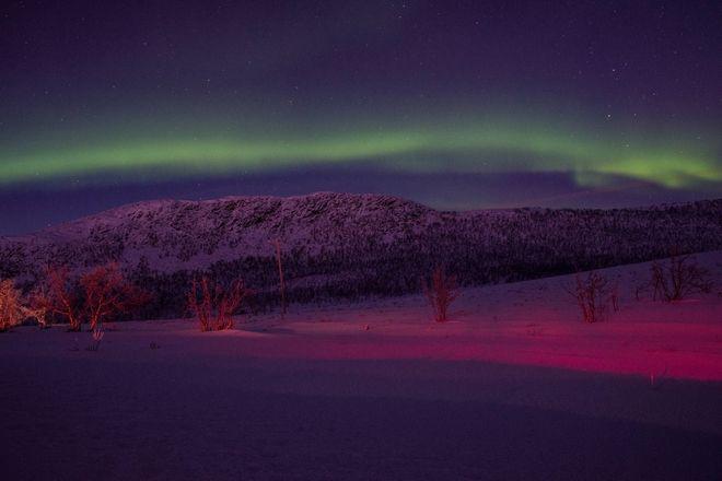 Εντυπωσιακές φωτογραφίες από τον Αρκτικό κύκλο: Εκεί όπου το Βόρειο Σέλας πρωταγωνιστεί