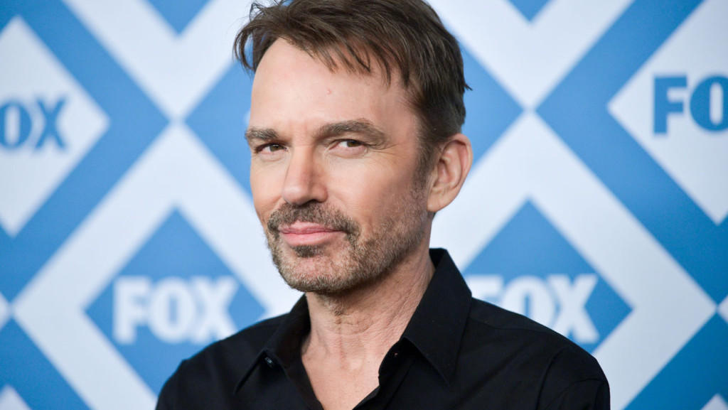 Billy Bob Thornton arrives at the Fox All-Star Party on Monday, Jan. 13, 2014, at the Langham Hotel in Pasadena, Calif. (Photo by Richard Shotwell Invision/AP)