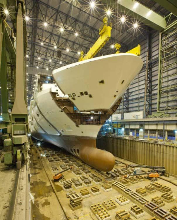 Κρουαζιερόπλοιο σε φάση κατασκευής (17)