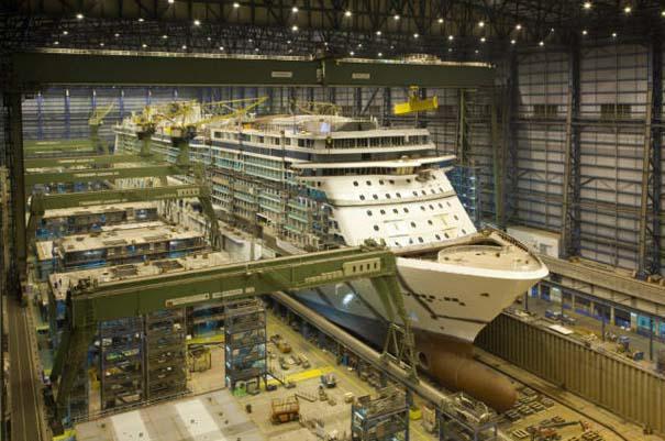 Κρουαζιερόπλοιο σε φάση κατασκευής (18)