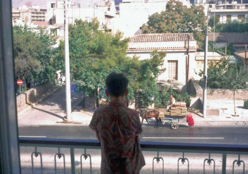 φωτογραφίες της Αθήνας από μια άλλη εποχή