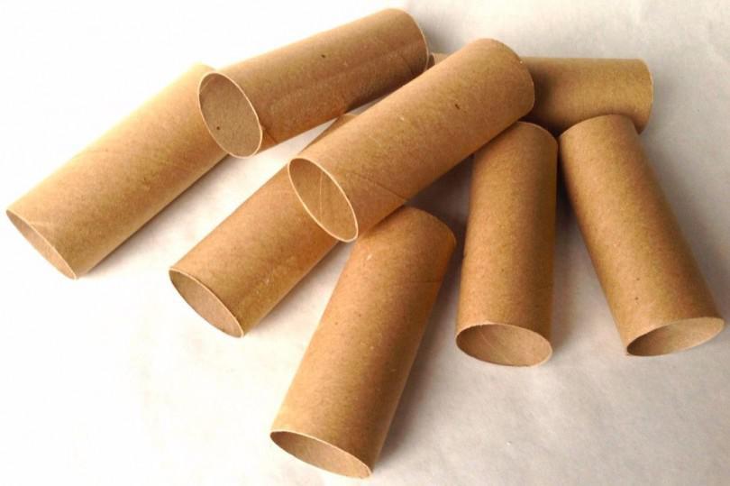 Μην πετάτε τα χαρτόνια από τα ρολά υγείας! Δείτε 12 καταπληκτικές ιδέες για να τα χρησιμοποιήσετε ξανά