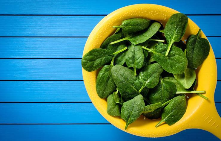 ironfoods spinach 1000