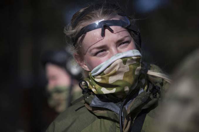 Όμορφες αλλά θανάσιμες: Οι πρώτες ειδικές δυνάμεις στον κόσμο αποκλειστικά από γυναίκες (4)