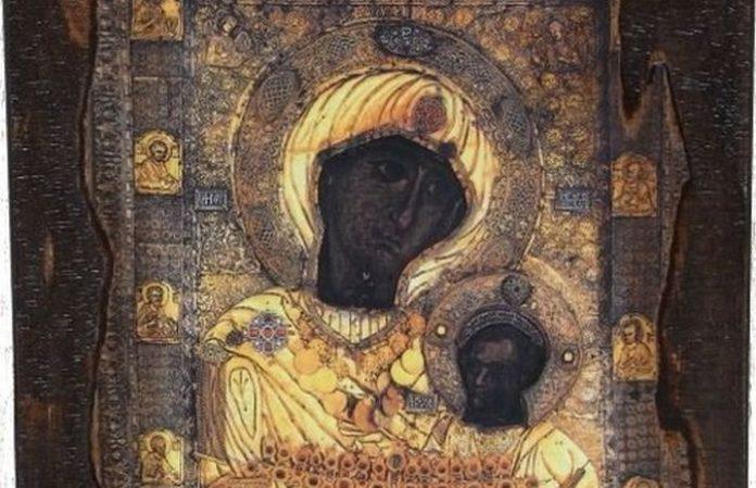 Παναγία Πορταΐτισσα: Η θαυματουργή εικόνα που δεν πρέπει να φύγει ποτέ από το Άγιο Όρος