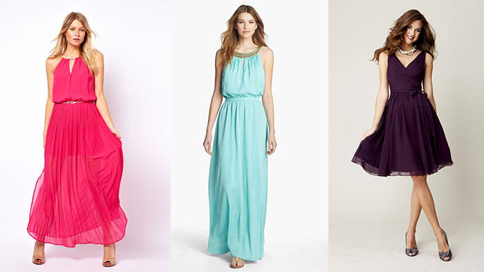 4eaed745011 Φορέματα για γάμο: 100 εντυπωσιακές προτάσεις και τι ταιριάζει ...