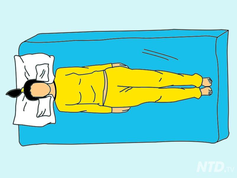 9 στάσεις ύπνου που θα βελτιώσουν την υγεία και την ποιότητα ζωής σας 5
