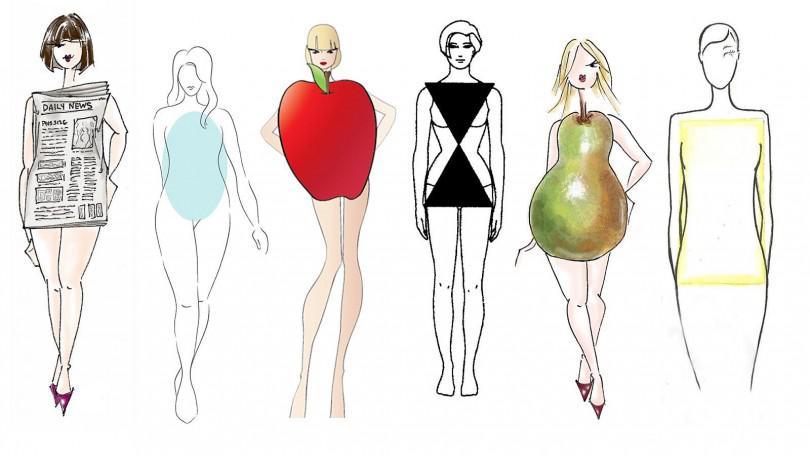 6d87f3323f81 Για να αναδείξει κανείς το σώμα του με τα σωστά και πιο κολακευτικά για  αυτόν ρούχα
