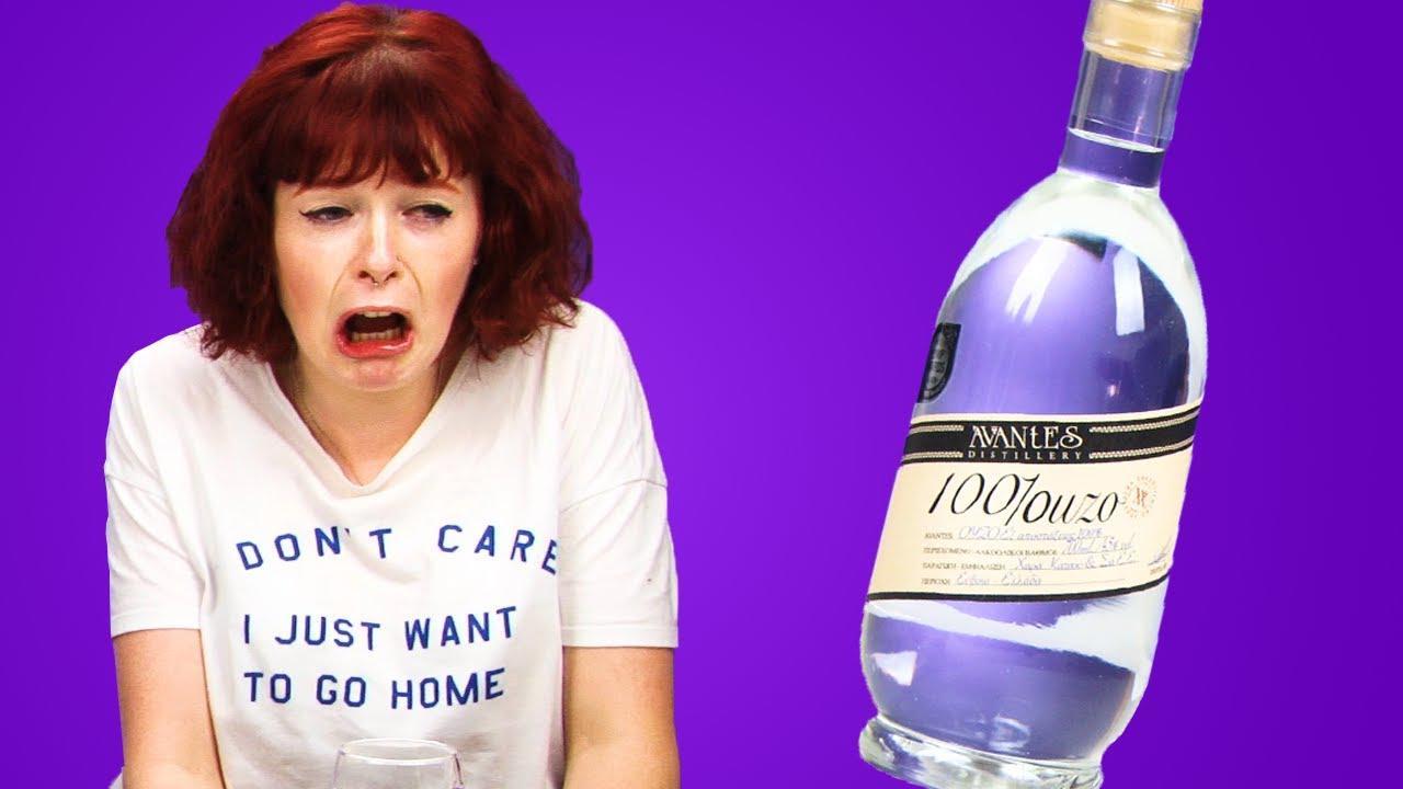 Ιρλανδοί δοκιμάζουν ελληνικά ποτά και οι αντιδράσεις τους είναι όλα τα λεφτά