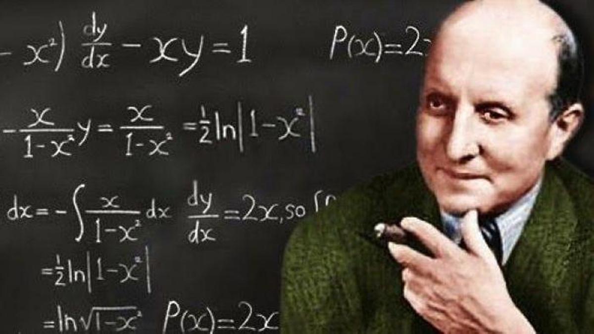 Στον μεγάλο Έλληνα μαθηματικό Κωνσταντίνο Καραθεοδωρή στηρίζεται ολόκληρη η σύγχρονη αεροδιαστημική και η NASA