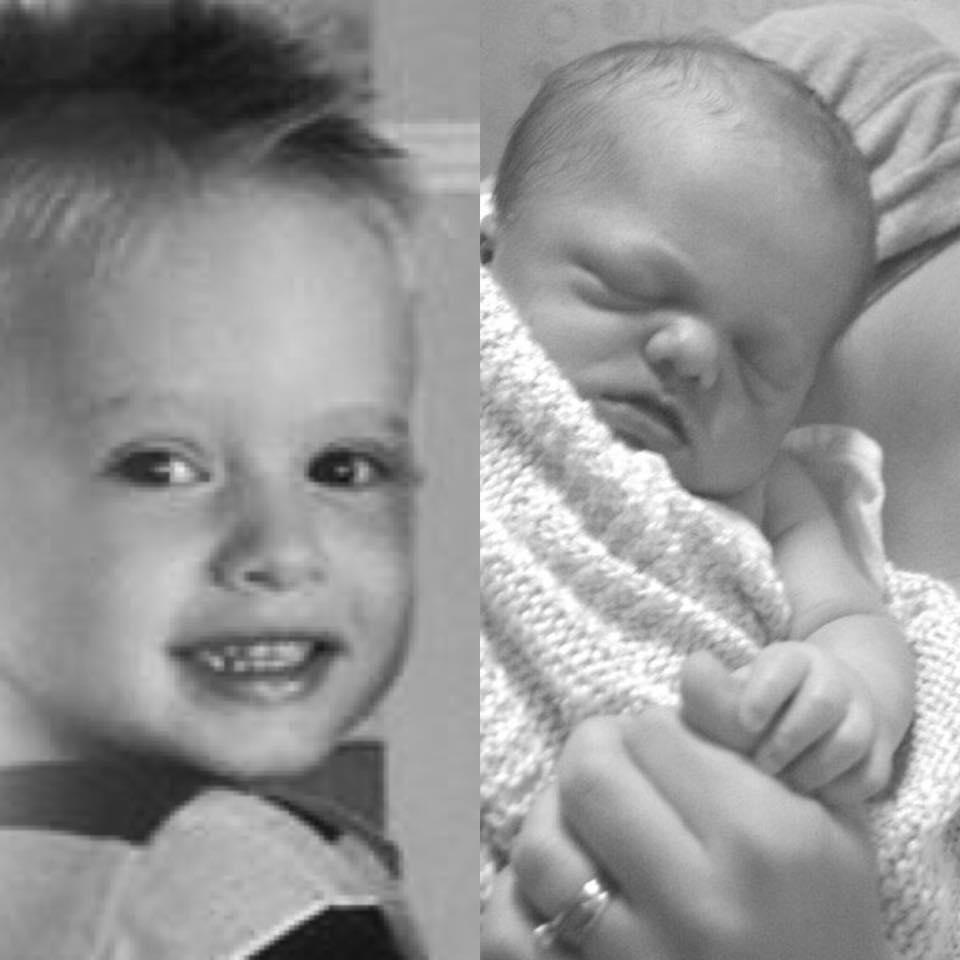 NTD-twin-2.jpg  Ζευγάρι έχασε τα παιδιά του σε ένα τραγικό τροχαίο δυστύχημα και σήμερα καλωσορίζει στη ζωή τα δίδυμα αδερφάκια τους NTD twin 2