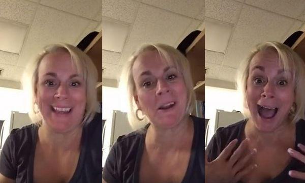 «Με θυμάσαι; Είμαι εκείνη η γυναίκα που σε γέννησε», το βίντεο αυτής της μαμάς έγινε viral