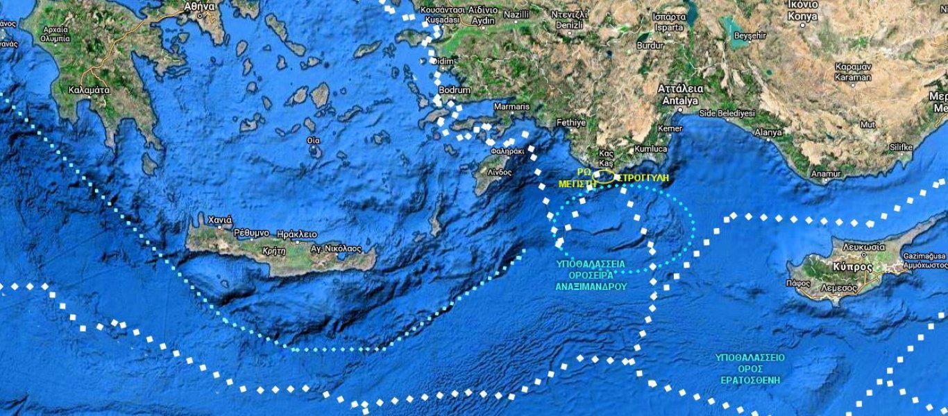 Υδρίτης: Το υπερκαύσιμο του μέλλοντος υπάρχει στην Ελλάδα – Πώς η Τουρκία «κοιτάζει» τον πλούτο της χωρας