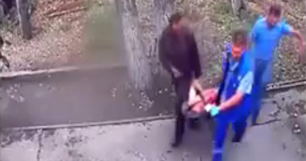 Μεθυσμένος επιχείρησε να δώσει γάλα σε αρκούδακαι το πλήρωσε ακριβά