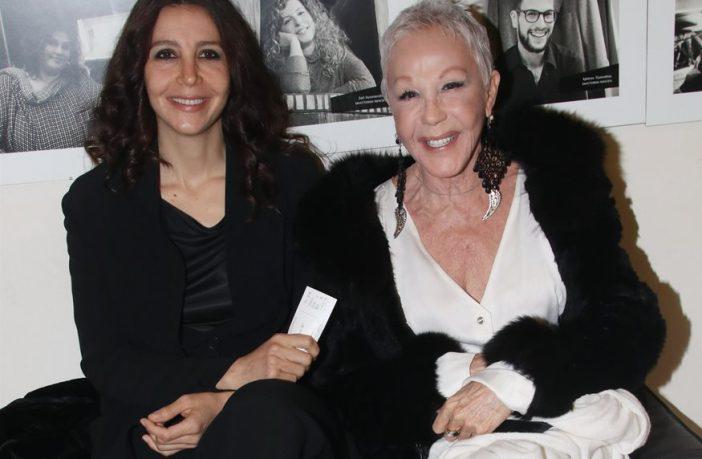 Το συγκινητικό «αντίο» της Μαρίας Ελένης Λυκουρέζου στη μητέρα της Ζωή Λάσκαρη