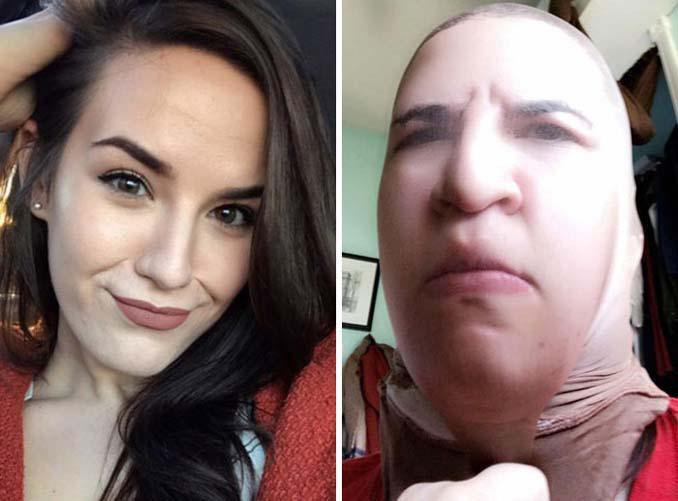 Φωτογραφίες που δεν θα πιστεύετε πως δείχνουν τις ίδιες γυναίκες (10)