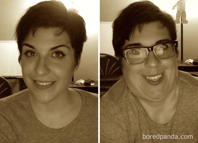 Φωτογραφίες που δεν θα πιστεύετε πως δείχνουν τις ίδιες γυναίκες (17)