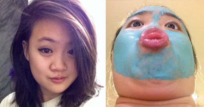 Φωτογραφίες που δεν θα πιστεύετε πως δείχνουν τις ίδιες γυναίκες (19)