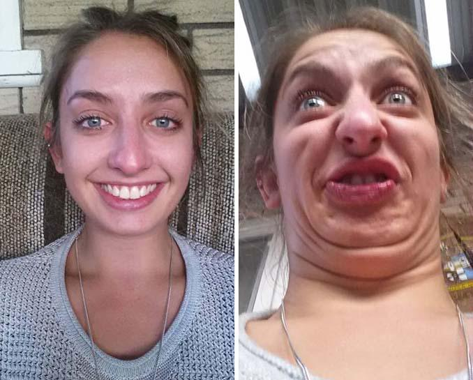 Φωτογραφίες που δεν θα πιστεύετε πως δείχνουν τις ίδιες γυναίκες (24)