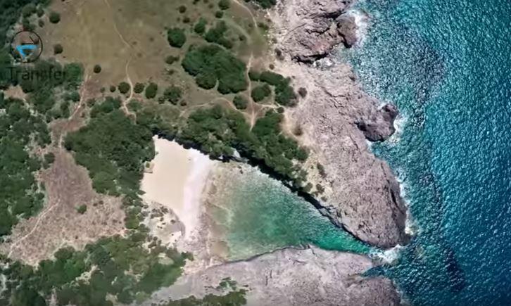 Η πιο κρυφή παραλία της Ελλάδας δεν είναι το Σεϊτάν λιμάνι