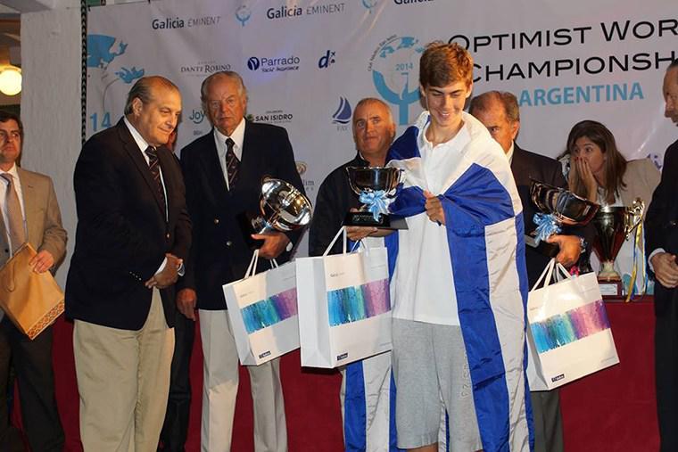 Παγκόσμιος πρωταθλητής ο ο 17χρονος Δημήτρης Παπαδημητρίου