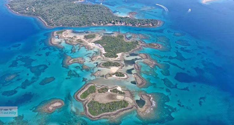 Και όμως αυτός ο ανεξερεύνητος παράδεισος βρίσκεται στην Ελλάδα
