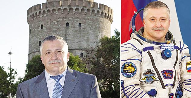 Ποντιακής καταγωγής Ρώσος θα κάνει 6ωρο περίπατο στο διάστημα