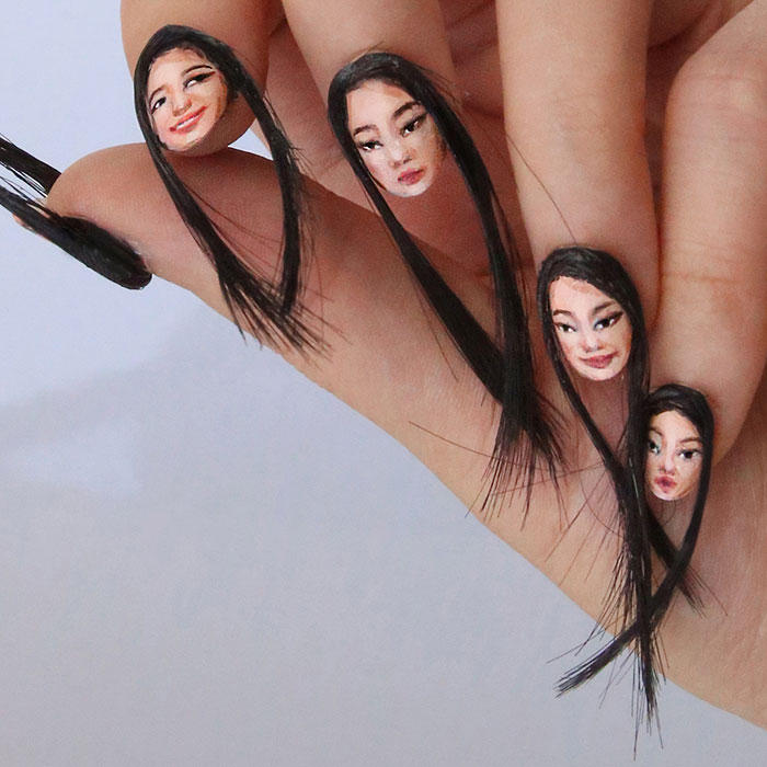 hair-selfie-nails-art-tiny-faces-designdain-3