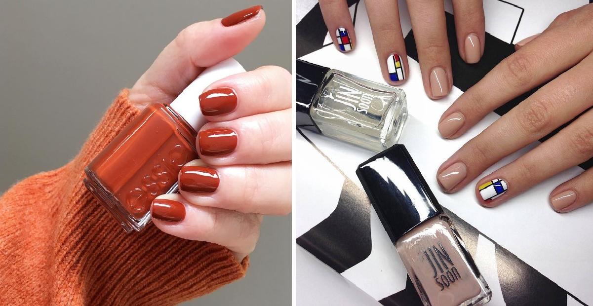 Τα ωραιότερα νύχια του φθινοπώρου -Σχέδια και χρώματα που επιβάλλεται να δοκιμάσεις