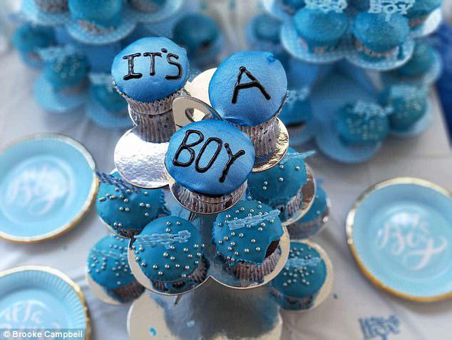 Ms Campbell held a baby shower before she discovered her baby no longer had a heartbeat