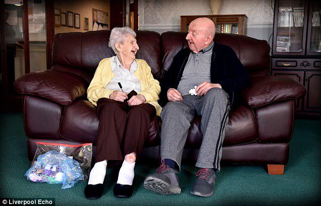The mother and son, originally from Wavertree, are inseparable and love spending time together playing a game or watching Emmerdale