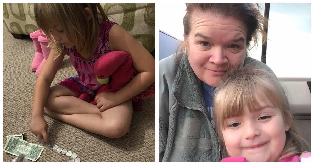 Νήπιο σπάει τον κουμπαρά του για να πάρει γάλα σε φτωχή συμμαθήτρια και καταλήγει να μαζέψει 6.000$ για την τάξη της