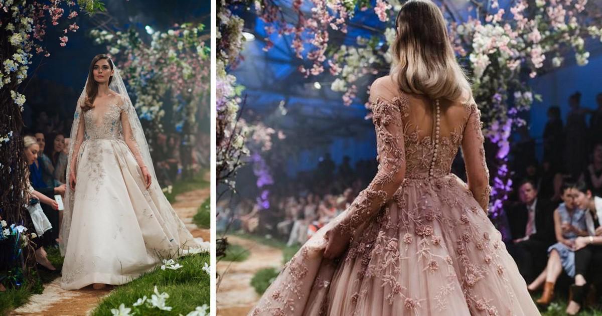 H καινούρια συλλογή του Paolo Sebastian είναι εμπνευσμένη από τις πριγκίπισσες της Disney