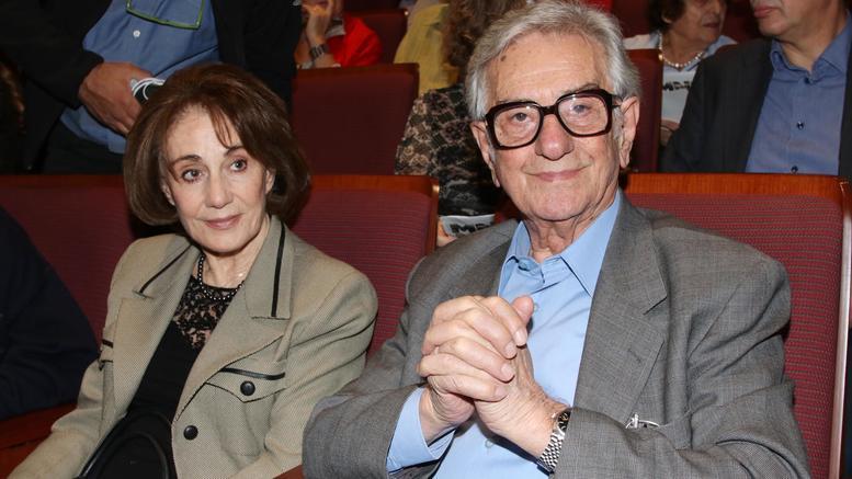 Στέφανος Ληναίος & Ελλη Φωτίου: 54 χρόνια αχώριστοι και ευτυχισμένοι