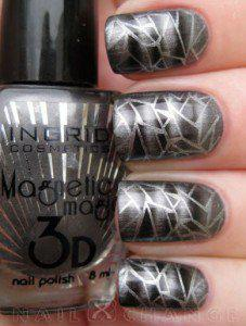 metalliko manicure