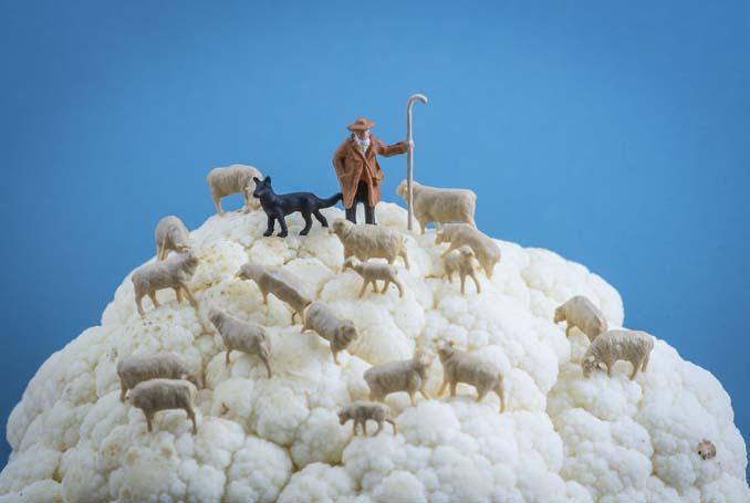 Φωτογράφος δημιουργεί μικροσκοπικούς κόσμους χρησιμοποιώντας καθημερινά αντικείμενα (18)