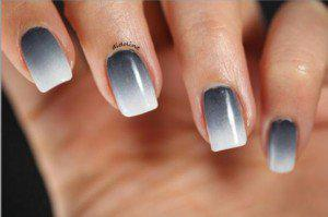 ombre manicure