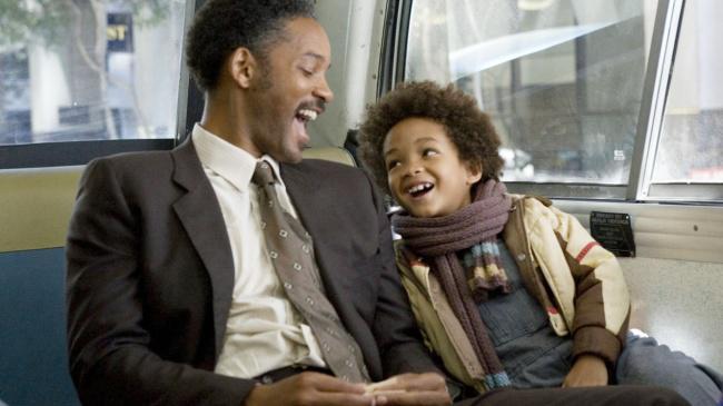 Πατέρας και γιός ραντεβού μητέρα και κόρη