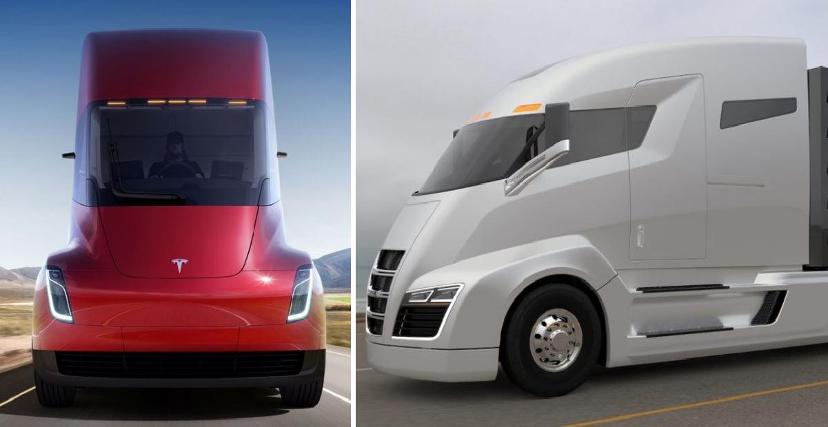 Η Tesla έβγαλε φορτηγό που πιάνει τα 100 σε 5 δευτερόλεπτα