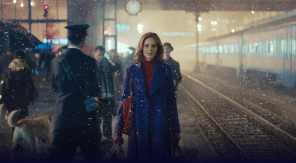 Αποτέλεσμα εικόνας για #YouShall Find Your Fairytale Christmas Part 2 | Debenhams Christmas TV Ad 2017