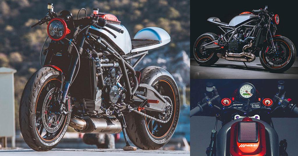 Η πρώτη ελληνική μοτοσικλέτα είναι πανέτοιμη να κατακτήσει τις διεθνείς αγορές